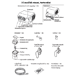 Omron NE-C28P kompresszoros inhalátor