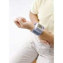Romed BP-WR-20 automata digitális csuklós vérnyomásmérő