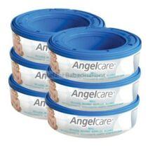 Angelcare használt-pelenka tároló utántöltő zsák (6 db)