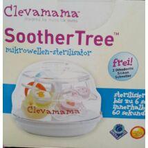 Clevamama játszócumi sterilizáló 2 db játszócumival