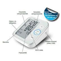 Vivamax felkaros vérnyomásmérő (Extra méretű mandzsettával)