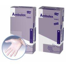 Ambulex gumikesztyű vinyl