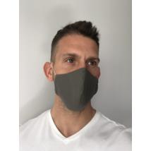 KN95 textilből készült szájmaszk