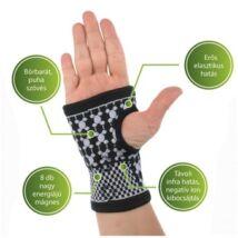VivaFit mágneses csukló- és kézfejszorító turmalinnal