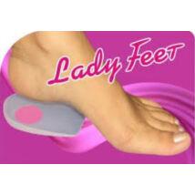 GMed Lady Feet sarokék 1016