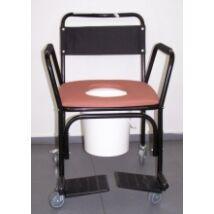 D-4021 gördíthető szobai wc