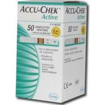 Accu-Chek Acitve tesztcsík (50 db/doboz)