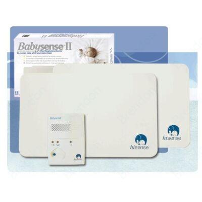 Babysense II. két szenzorpados légzésfigyelő
