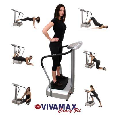 Crazy Fit alakformáló fitness gép