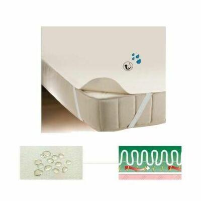 Matracvédő lepedő vízhatlan, sarokpántos 90x200 cm
