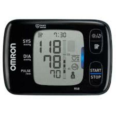 Omron RS8 csuklós vérnyomásmérő