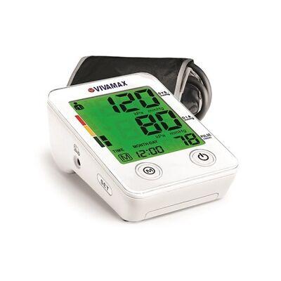 Színes kijelzős felkaros vérnyomásmérő