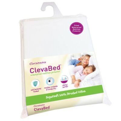 Clevamama matracvédő gumis lepedő kétszemélyes ágyra 150x200 cm