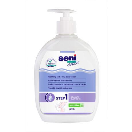 Seni Care tápláló testlemosó (500 ml)