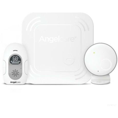 Angelcare AC117 légzésfigyelő (vezeték nélküli) + babaőrző