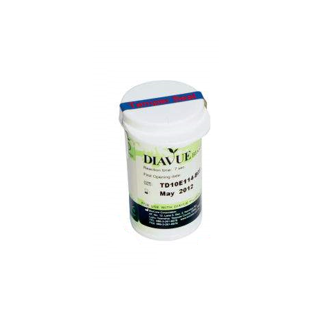 Diavue tesztcsík (50 db/doboz)