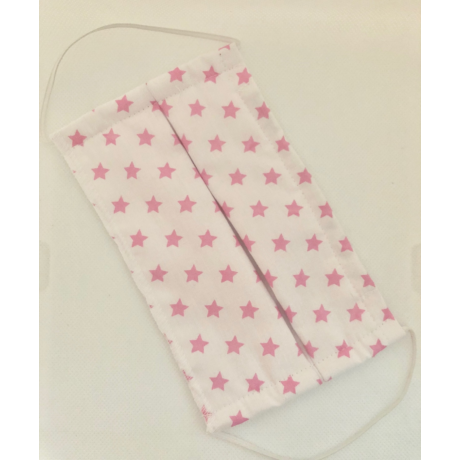 Mosható szájmaszk beépített N95 alapanyagú filterrel