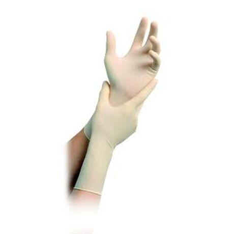 Steril gumikesztyű (Latex púderezett)