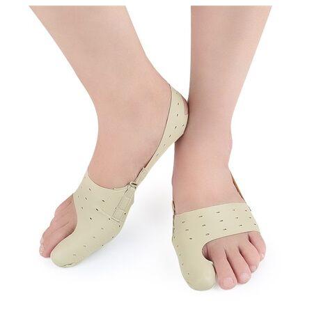 Bütyök- és lábujjvédő