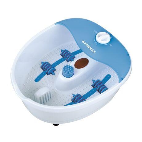 Vivamax vizes lábmasszírozó és lábfürdő