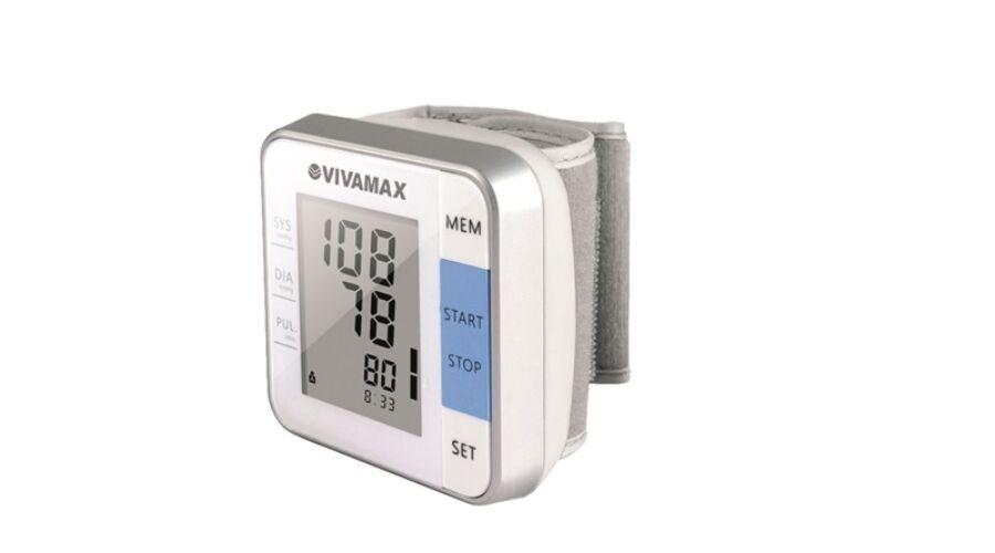 Vivamax V20 csuklós vérnyomásmérő, 6.490 Ft áron..