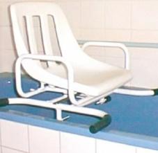 B 4295 Kifordítható fürdőkádülőke